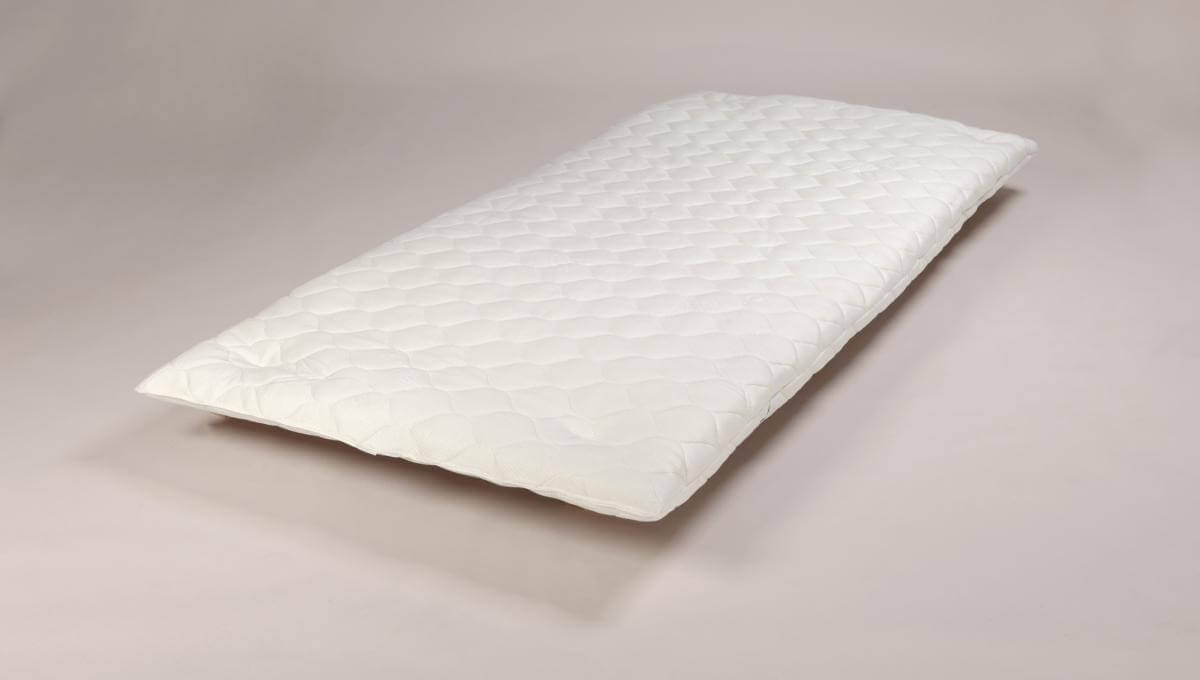 Enhance Quilted Wool Topper Pad (Single Size)