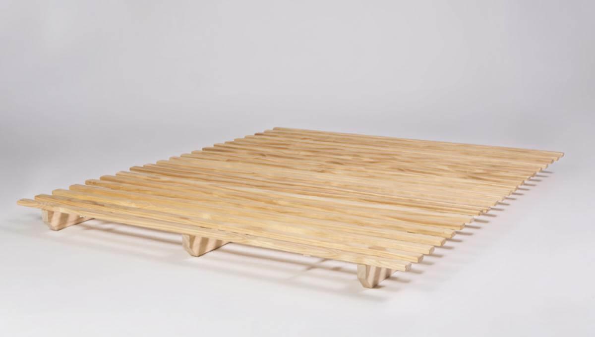 Basic Bed Frame Natural Beds