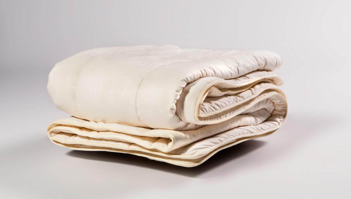 Pure, Organic Wool Duvet Inner