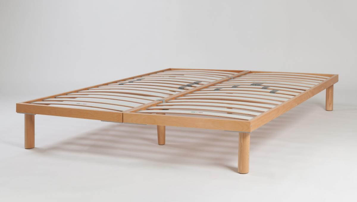 Dorsal Flexi Slat Frame | Natural Beds