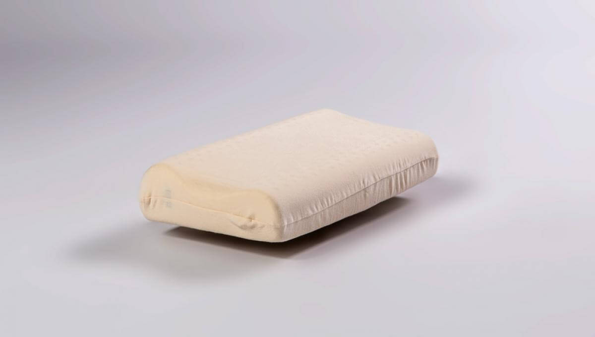 Organic Latex Pillow (Contoured Shape)
