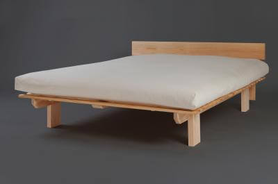 Gypsy Frame with Latex Core Futon in Cotton Protector (Queen Size)