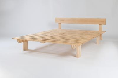 Solid Wood Bed Base