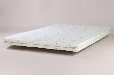 Seraphic 10 Organic Latex Mattress (Bamboo Blend Cover, King Size)